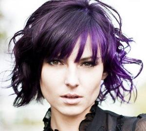 How-to-Wear-Purple-Highlights-Hairstyles-Haircuts-and-Hair